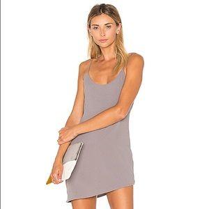 REVOLVE Trois Gray Petra Dress in Smoke Size 1!